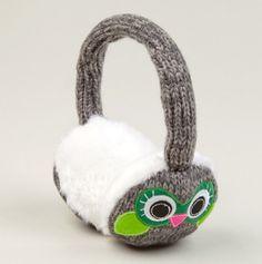 Owl Earmuff