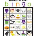 Free Halloween Bingo Cards Perfect for the Classroom or at Home: Artsy Fartsy Mama's Halloween Bingo Cards