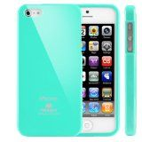 SQ1 [Mercury] Slim Fit Flexible TPU Case for Apple iPhone 5 (Turquoise Mint) - #apple #iphone5 #appleiphone5 #iphone5accessories #iphone5cases -   **WATCH OUT for Counterfeit Products!**Due to counterfeit producers claiming to provide Mercury designs
