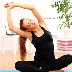 10 Simple Tips For Practicing Yoga At Home