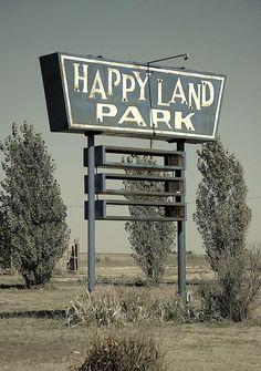 Happy Land Park...Winnepeg, Mannitoba, Canada