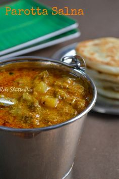 Vegetable Salna Recipe | Parotta Salna Recipe