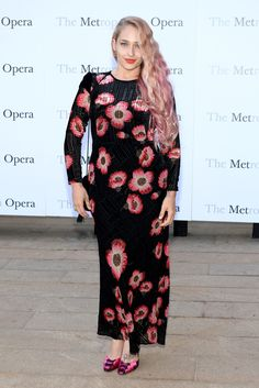 Jemima Kirke Pictures - Metropolitan Opera Season Opening - Zimbio