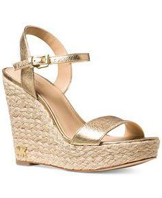 Sandals Black Wedge Sandals - Macy's