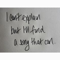 you can tell her by sending some beautiful and cute love quotes for her. You can select best sayings from our collection of cute love quotes for her. Just go through our collection and pick the words that perfectly match with your feelings. The Words, I Love Music, Music Is Life, Music Is My Escape, Find A Song, Infp, Introvert, Lyric Quotes, Funny Quotes