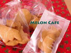 簡単シンプルな型抜きクッキー☆クリスマスの画像