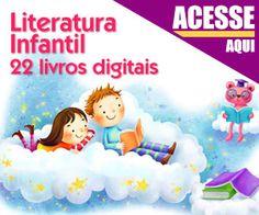 Literatura Infantil - Coletânea com 22 livros digitais