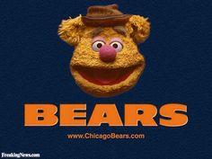 Chicago Bears Muppet Poster [picture]