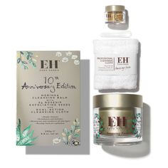 A cleansing balm that you need to try. It melts makeup away without rubbing or irritation. Anniversary Edition at Space NK. 10 Anniversary, The Balm, Kit, Space, Makeup, Beauty, Floor Space, Make Up, Makeup Application