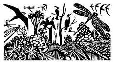 Cormorants (june) Carry Akroyd - Painter & Printmaker - Postcards