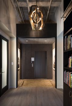 Loft Living - Industrial Design - Modern Decor - Denver Home