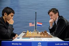 Wesley So's success at Tata Steel tournament sees him with a massive 2788 rating, In the final round he destroyed Loek van Wely. It was painful to see.