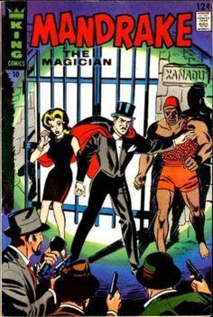 Mandrake The Magician (Volume) - Comic Vine