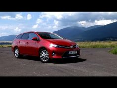 Test of Toyota Auris Touring Sports [repinned by @ToyotaJugorsa]