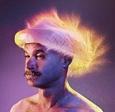 Water balloon wigs - Imgur