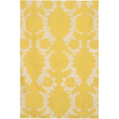 Flat-weave Rug by Thomas Paul. Love the pineapple design...the sign of hospitality :)