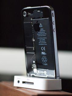 iPhone Transparent Back