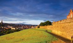 City of Derry: THE WONDERS OF NORTHERN IRELAND
