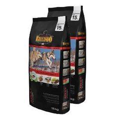 Aus der Kategorie Trockenfutter  gibt es, zum Preis von EUR 81,99  Analytische Bestandteile Analytische Bestandteile: Protein 29,5 %; Fettgehalt 20,5 %; Rohasche 7,5 %; Rohfaser 3,0 %; Feuchtigkeit 10,0 %; Calcium 1,4 %; Phosphor 1,0 %; Natrium 0,35 % Fütterungsempfehlung Durchschnittswerte für die Fütterung von ausgewachsenen, normal aktiven Hunden sind in der untenstehenden Tabelle aufgeführt. Die richtige Fütterungsmenge lässt sich am besten über eine regelmäßige Gewichtskontrolle des…
