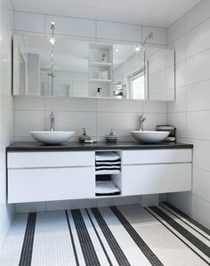 Consider this crucial graphic and visit today help and advice on Lavender Bathroom Decor White Mosaic Bathroom, Bathroom Floor Tiles, Bathroom Renos, Bathroom Renovations, Small Bathroom, Bathroom Ideas, Bathroom Designs, Tile Floor, White Bathrooms