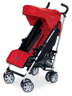 Britax B-Nimble Stroller, Red serious saving here! Only $89.99!