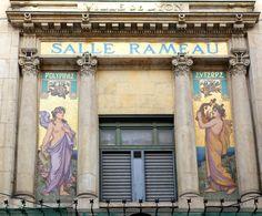 Art Nouveau - Immeuble Villeroy & Boch - rue Charles Pêtre - Metz ...