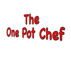 I've been busy updating my new website http://www.onepotchefshow.com with heaps of content! Check out some classic One Pot Chef recipes, along with fun recipe collections and more!