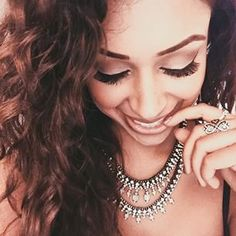 """I have an amazing, perfect boyfriend. I'm finally happy"" I smile ~ Lilly"
