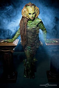 Female Creature From Black Lagoon   Creature From Black Lagoon