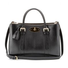 mytheresa.com - Bayswater Double Zip leather tote - Mulberry