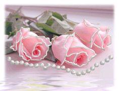 Roses fénylik gif