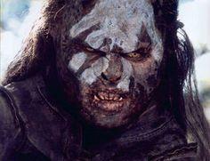 JJ Watt as Lurtz, the Uruk Hai