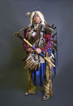 George Free Spirit Medina is a member of the Oglala Sioux tribe, and is a great-great-great grandson of Chief Crazy Horse. Photo, September 1, 2015 by Carol M. Highsmith at a gathering of Native People in Pueblo, Colorado. Gates Frontiers Fund Colorado Collection, Carol M. Highsmith Archive, Library of Congress.