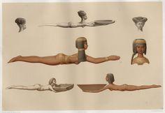 Histoire de l'art égyptien by Prisse D'Avennes, 1878