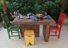 mesa demolição cadeiras modernas - Pesquisa Google