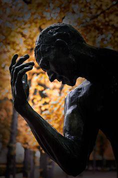 Art Artist Autumn Museum Rain Rodin Sculpture Shadow The Week Of Eyeem
