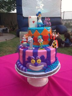 Alice in Wonderland Birthday Party Ideas | Photo 5 of 10 | Catch My Party