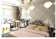 افضل 100 تصميم غرف نوم للعرسان مودرن - Best 100 bedrooms design