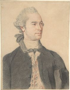 Born in Geneva and largely self-taught, Liotard spent a great part of his life travelling, capturing the likenesses of Europe's upper classes with a steady and penetrating eye. His portraits, typically executed in chalk or pastel, exhibit a quasi-scientific clarity of observation, more suggestive of Enlightenment curiosity than of Rococo artifice