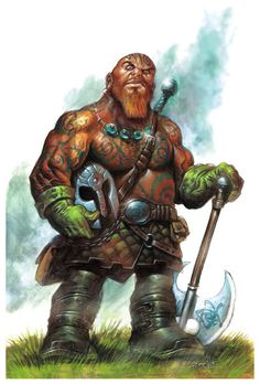 Dwarf-Shaad