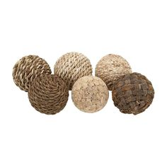 Decorative Plant Material Balls Beautiful Design Good Idea Decorate Home (Set of 6) -- Awesome products selected by Anna Churchill