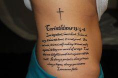 Love side Tattoo #love #tattoo