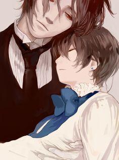Ciel, Sebastian | Kuroshitsuji/Black Butler