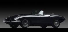 Jaguar E Type - most beautiful car ever