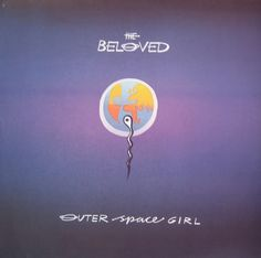 "The Beloved - Outer Space Girl (12"" 1993)"