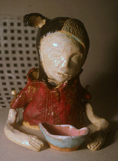 ceramic made by me...