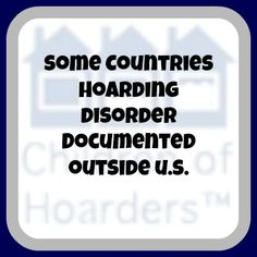 Other Countries Hoarding Documented