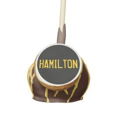 Hamilton Cake Pop - kitchen gifts diy ideas decor special unique individual customized