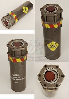 Image result for fake bomb prop Paintball Birthday Party, Birthday Party Themes, Airsoft Grenade, Mad Scientist Halloween, D20 Modern, Paintball Field, Prop Box, Clone Trooper, Movie Props