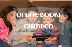 Free online books for kids in multiple languages